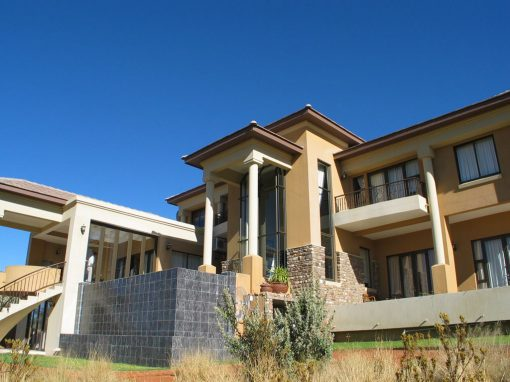 house regenstein – windhoek