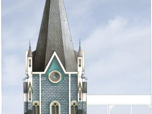 the tower chapel – klein windhoek