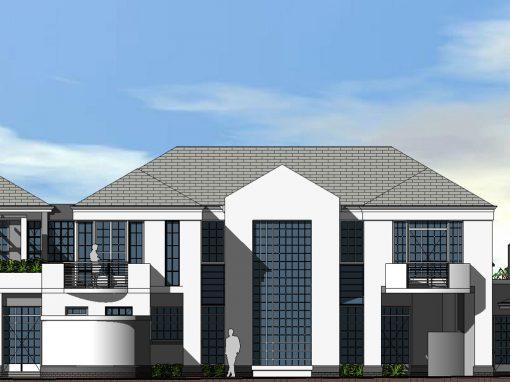 house zambezi estate
